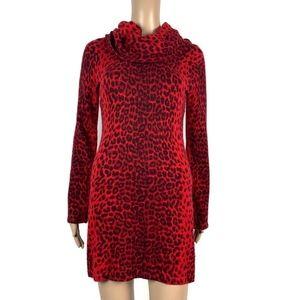 INC International Concepts Sweater Dress Angora